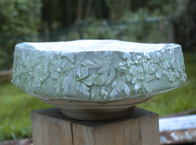 Bird Bath - Wood anenome