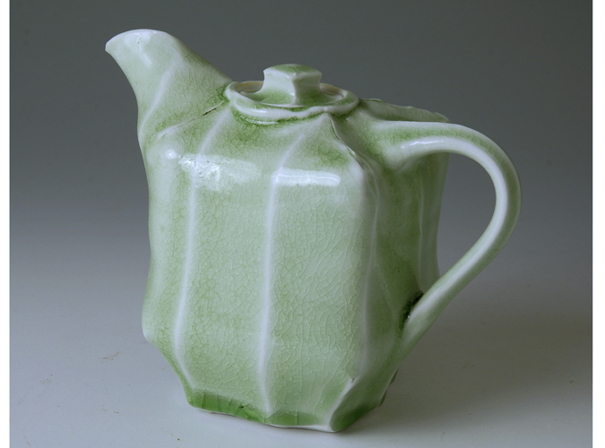 Pillow Teapot